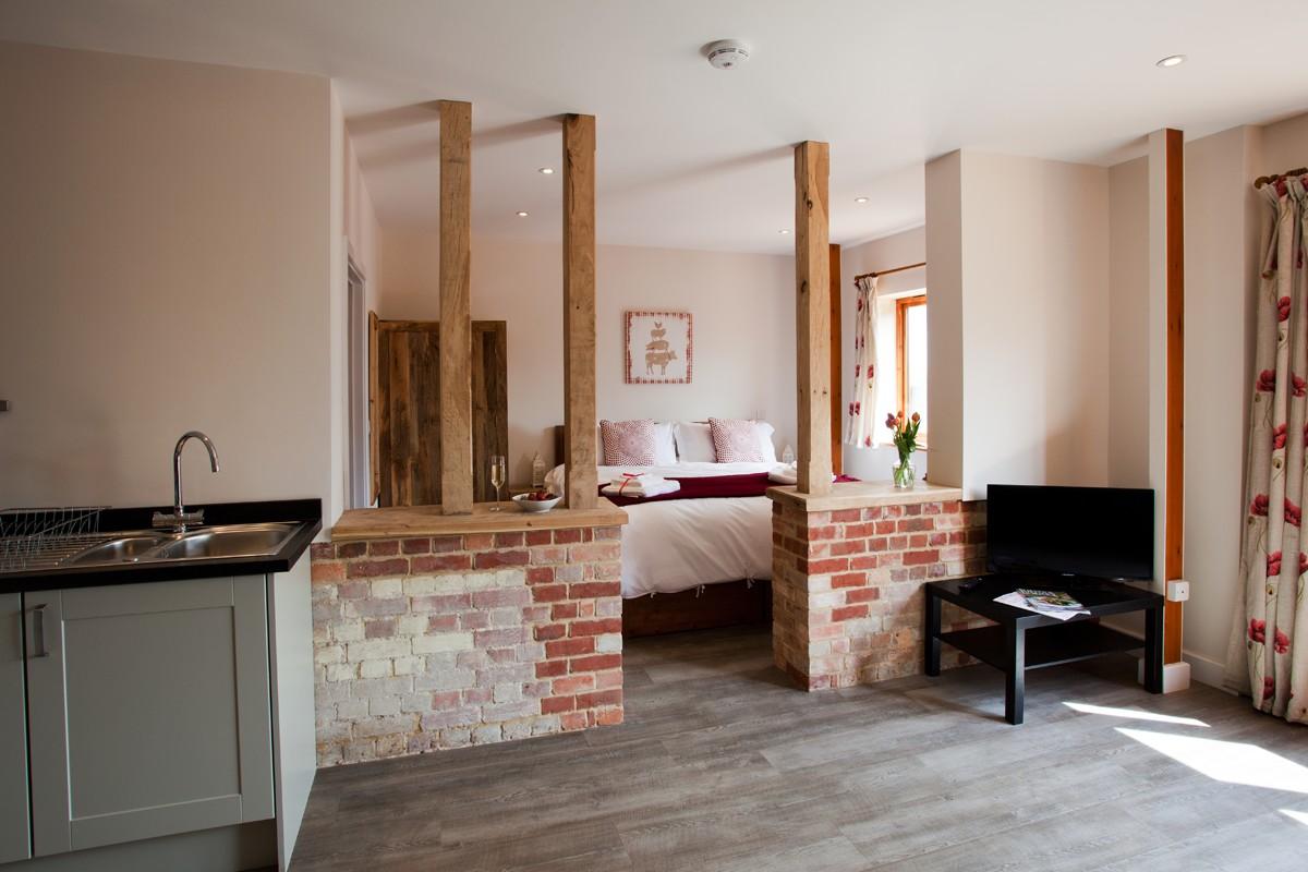 Partridge bedroom