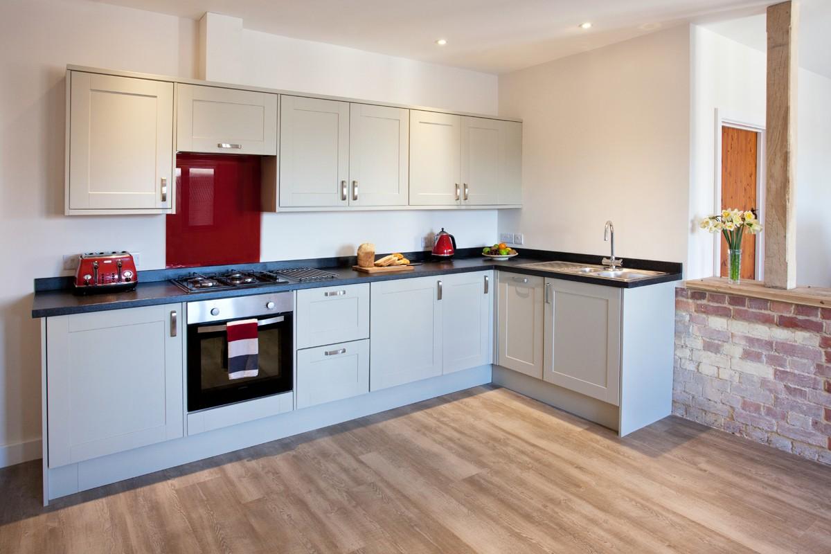 Partridge kitchen