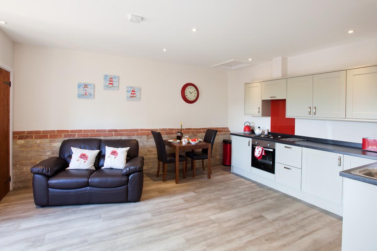 Partridge living space