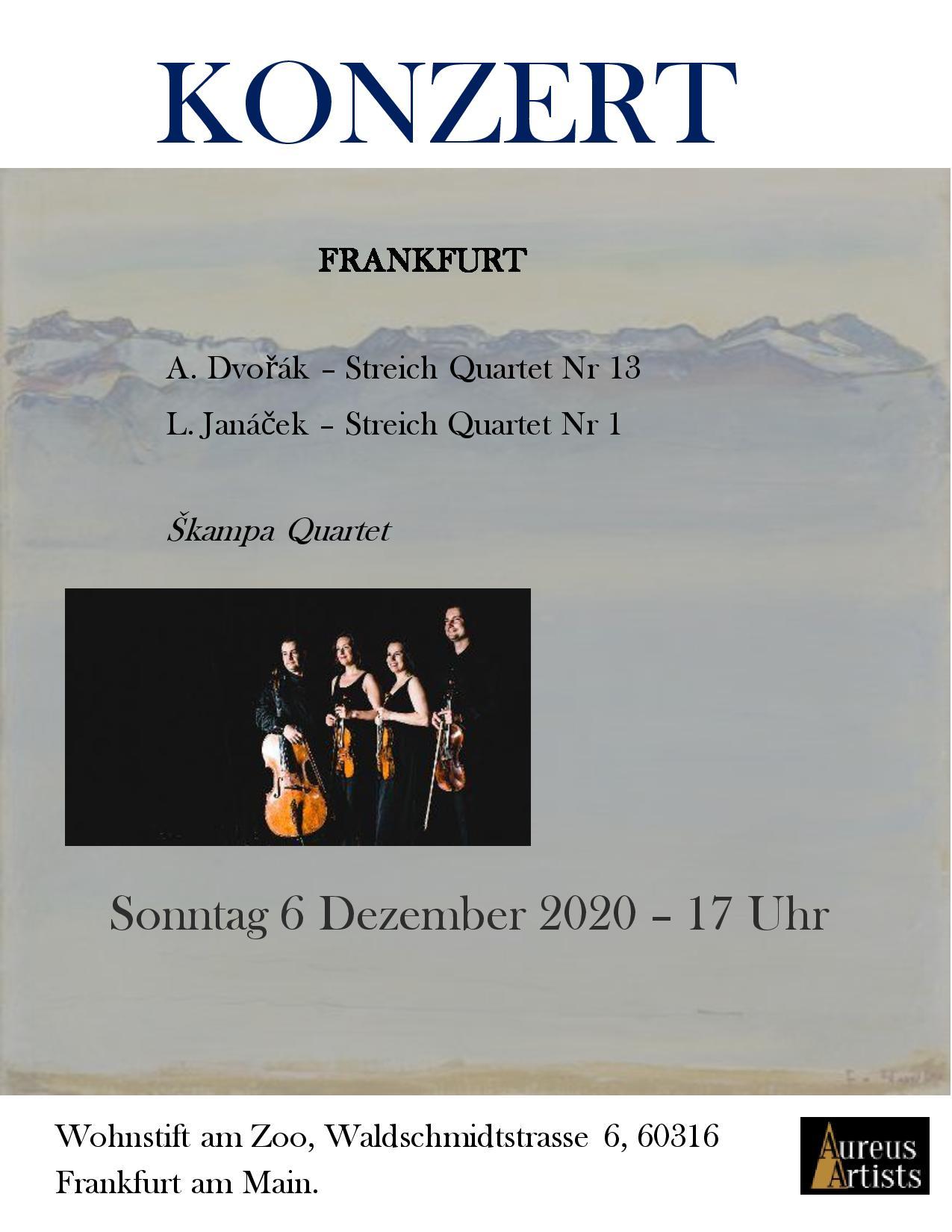 Frankfurt- 6 Dez