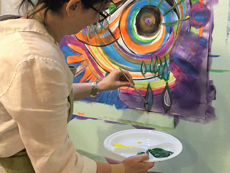 How can Creating Art be Good for the Soul?