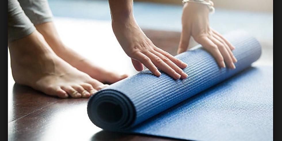 Workshop @ Free Spirit Yoga   Friday, 3/6