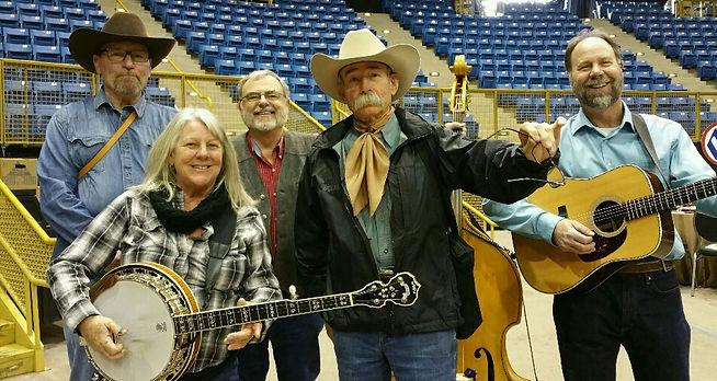 Colorado wedding band