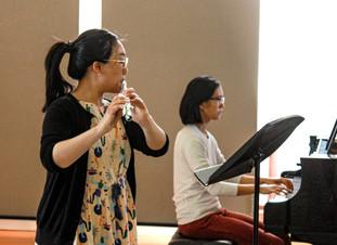 In rehearsal (2021)