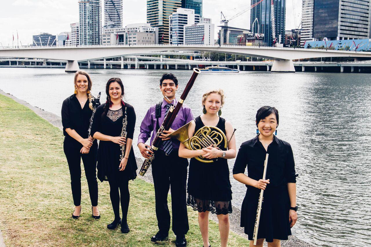 Aquilo Wind Quintet (2016)