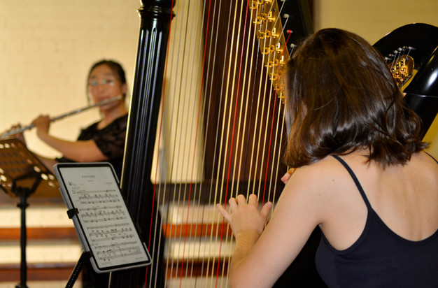 Estrel Duo (Flute and Harp, 2021)