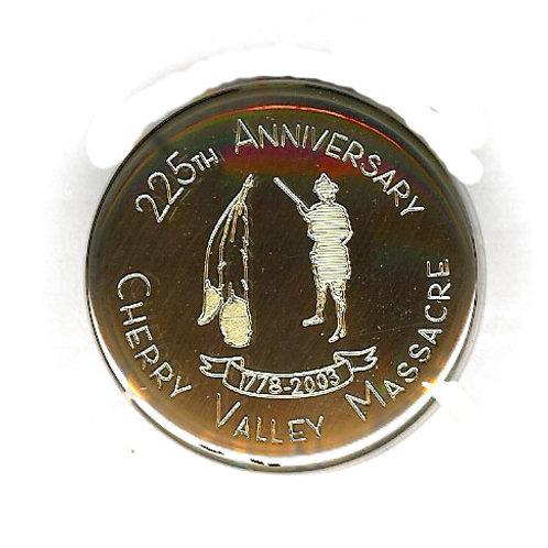 225th Anniversary of Historic Event