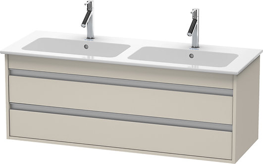 DURAVIT KETHO VANITY UNIT 127CM 2 DRAWER VANITY FOR 2336130000