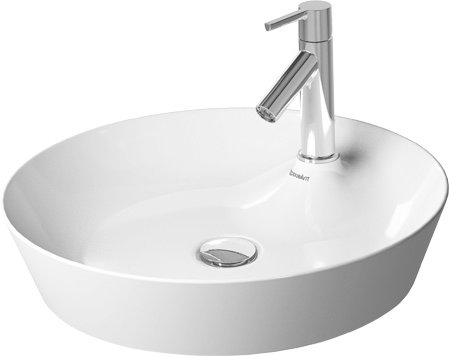 DURAVIT CAPE COD 480X480MM ROUND WASHBOWL