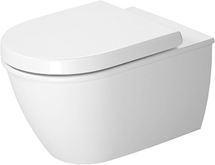 DURAVIT DARLING NEW WALL MOUNTED PAN - RIMLESS
