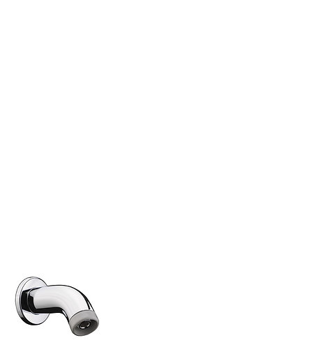 HANSGROHE SHOWER ARM DN15 100MM CHROME