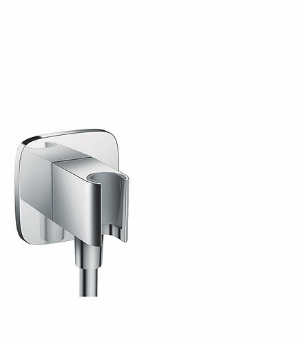 HANSGROHE FIXFIT PORTER E SHOWER HOLDER CHROME