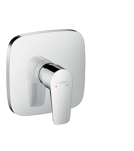 HANSGROHE TALIS E SHOWER MIXER CONCEALED CHROME