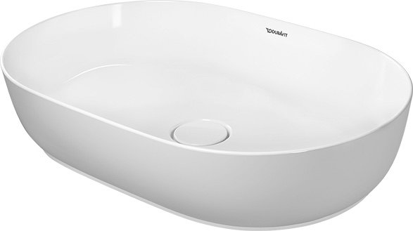 DURAVIT LUV 600X400MM COUNTER TOP BASIN