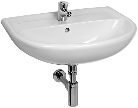 JIKA LYRA BASINS WALL-HUNG WHITE