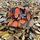 Thumbnail: CAFE-  SPECIAL EDITION Trucker Hat - ORANGE CAMO