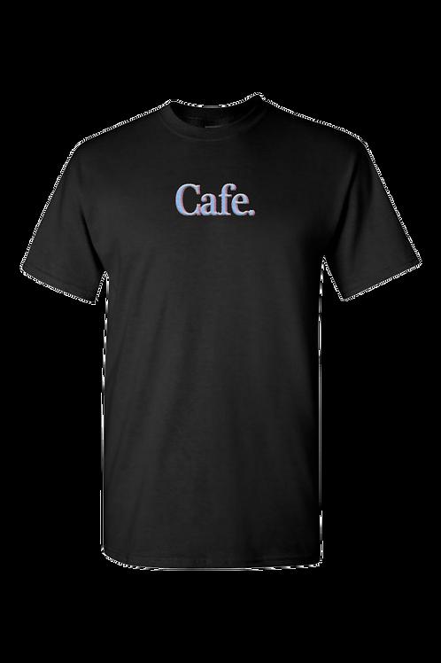 CAFE - Essential Logo Tee - Black