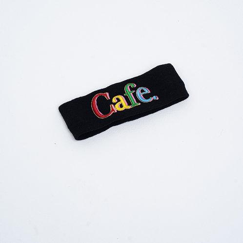 CAFE -S2 Headband- Black