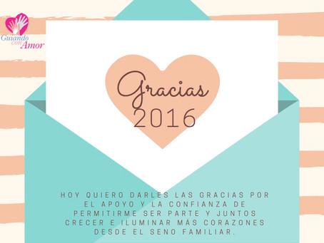 Gracias 2016