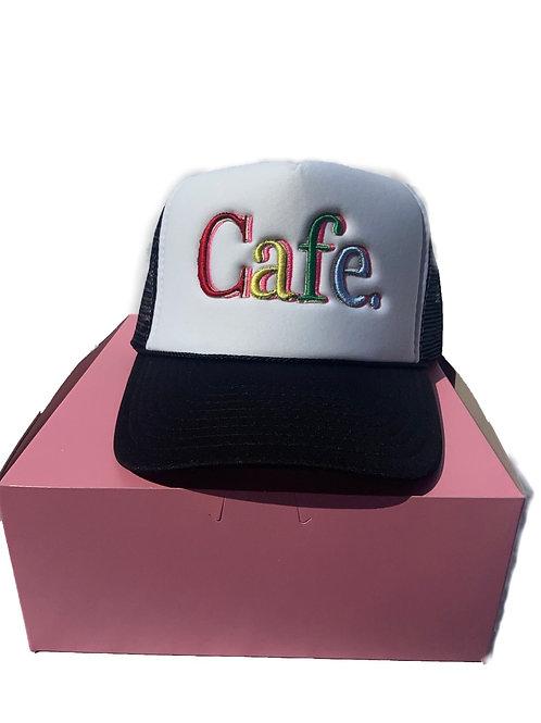 CAFE - Essential Trucker Hat - Multi