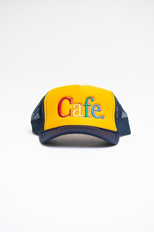 CAFE -S2 Trucker Hat- Michigan