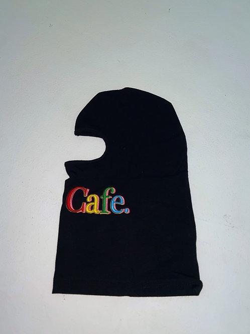 CAFE - Ninja Face Mask - Black