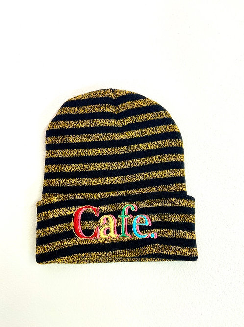 CAFE - Essential Skully - Yellow/Black