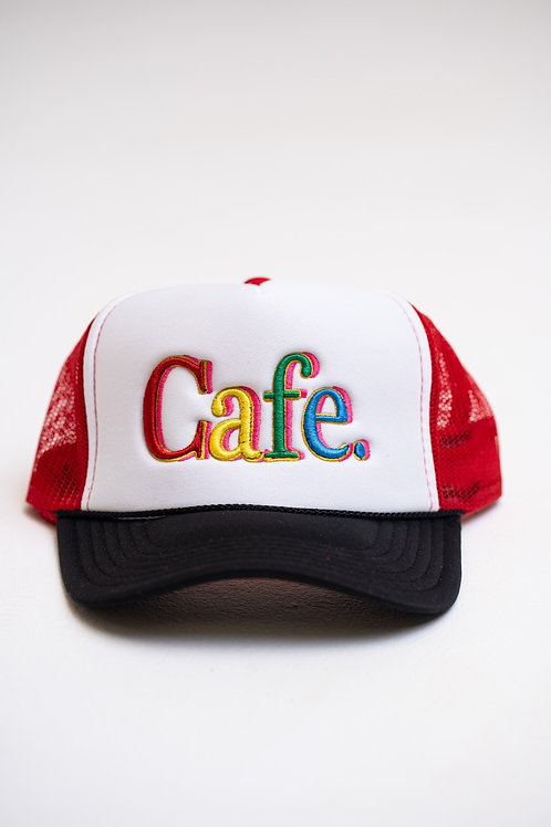 CAFE -S2 Trucker Hat- Falcons