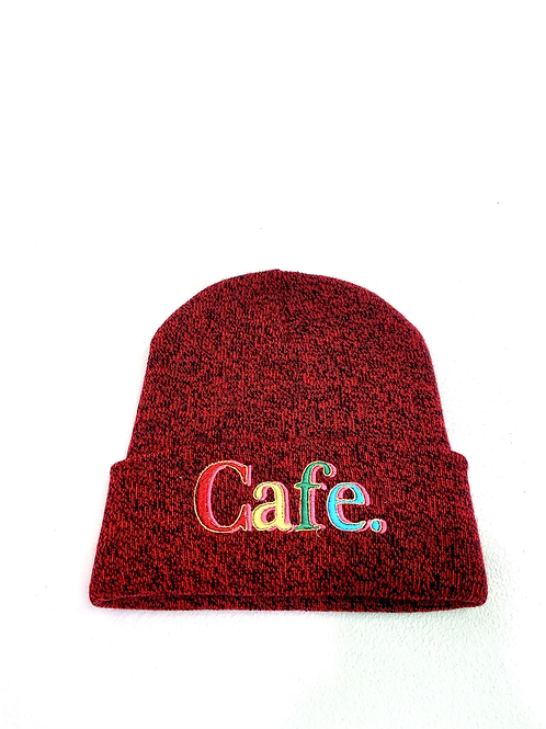 CAFE - Essential Skully - Red/Black