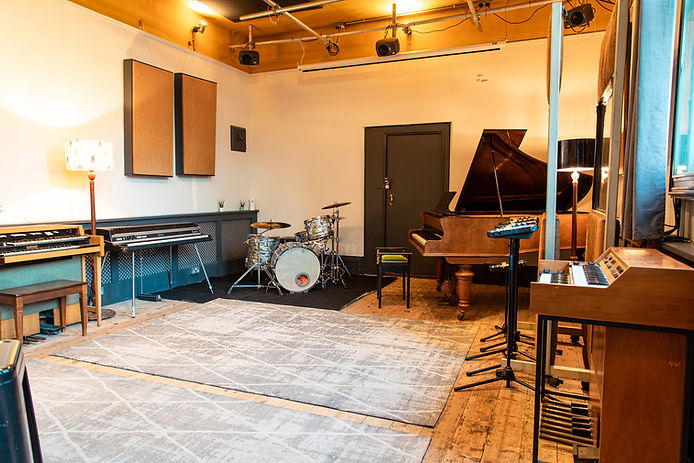 Bleach Productions: Studio 1