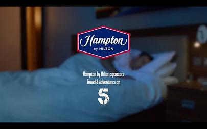 Bleach Productions: Hampton By Hilton TV