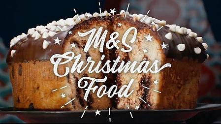 Bleach Productions: M&S Christmas Food advertisement