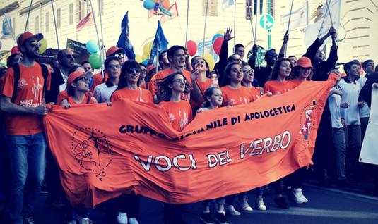 Marcia per la vita - Italia