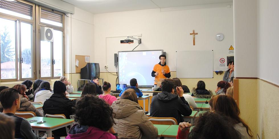 Testimonianze nelle scuole
