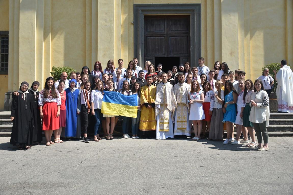 Gruppo dall'Ucraina - VII Giornate di Fo