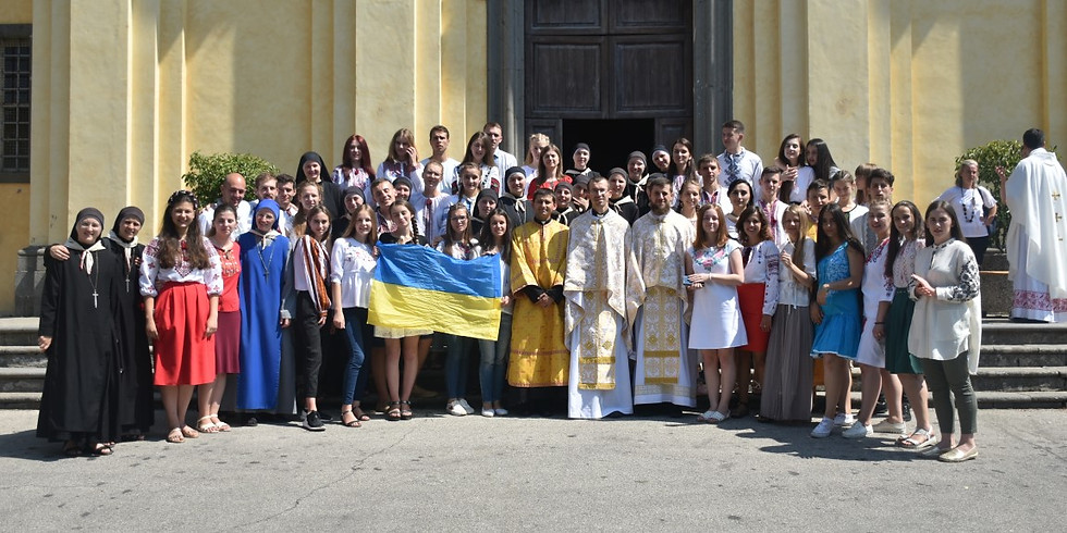 I° Giornate di Formazione in Ucraina