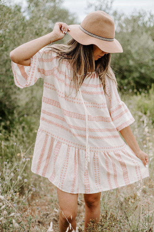 Robe Inka Blush