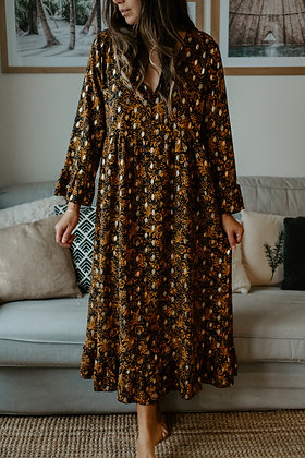 Maxi dress Val