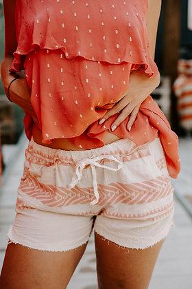 Short Inka Blush