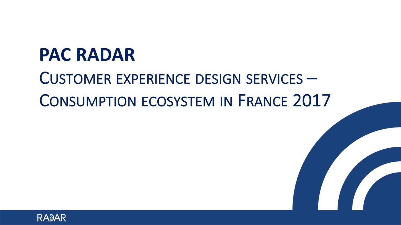 Consumption Ecosystem France 2017