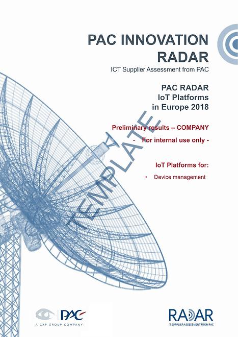 PAC RADAR Preview Document
