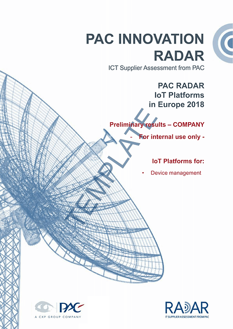 PAC RADAR Preview Document