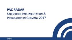 Salesforce Germany 2017