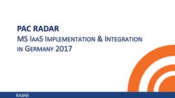 MS IaaS Germany 2017