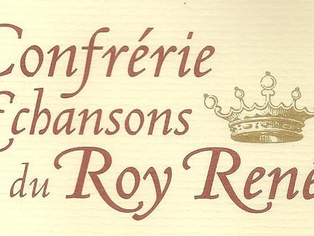 La Confrérie bachique des Échansons du Roy René
