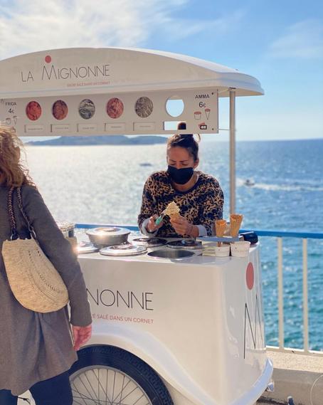 Les glaces La Mignonne : des gourmandises originales et dépaysantes