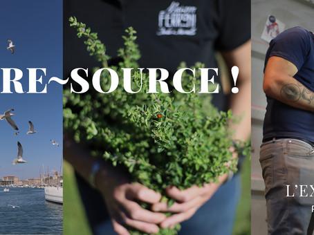 Julie Vandal (Sunwhere) dévoile son exposition Re-source consacrée aux producteurs locaux