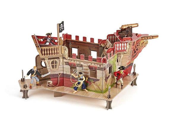 Le fort pirate de Papo