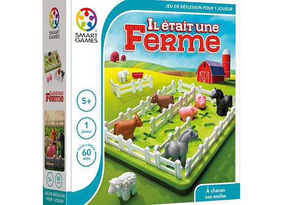 Il était une ferme - Dès 5 ans - Smart Games