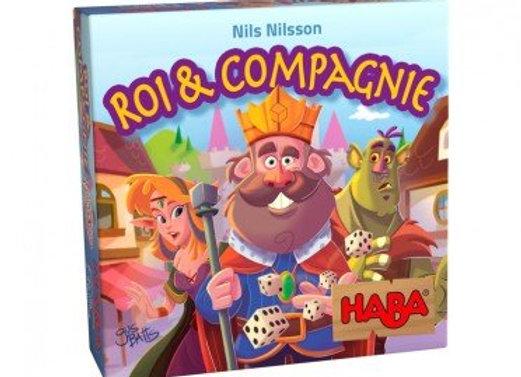 Roi et compagnie - Dès 8 ans - Haba